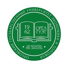Картинки по запросу Орловский государственный университет экономики и торговли герб